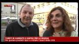 Turisti in aumento a Napoli per la Pasqua
