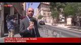 Monti visita lo Yad Vashem, poi la partenza per il Cairo