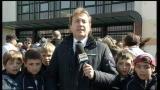 Morte Morosini, Livorno in lutto fuori dallo stadio