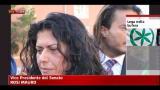 16/04/2012 - Rosi Mauro a Sky TG24: c'è un attacco alla democrazia