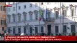 Il Consiglio dei ministri approva la delega fiscale