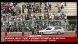 17/04/2012 - Morosini, nello stadio di Livorno l'ultimo saluto dei tifosi