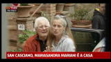 San Casciano, Maria Sandra Mariani è a casa