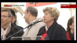 20/04/2012 - Manifestazione CGIL, l'intervento della Camusso