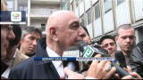 20/04/2012 - Milan, Galliani: &quot;se sentissi Balotelli non ve lo direi&quot;
