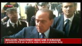Processo Ruby, Berlusconi per la prima volta in aula