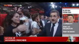 22/04/2012 - Nicolas Sarkozy, la sua strada in salita verso la rielezione