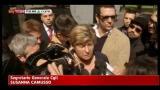 24/04/2012 - Recessione, le parole di Camusso, Bonanni e Angeletti