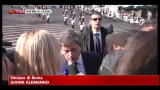 25/04/2012 - Corteo 25 Aprile, Alemanno: non mi  pervenuto nessun invito
