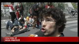 25/04/2012 - 25 aprile, le voci della manifestazione a Roma