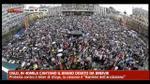 Oslo, in 40mila cantano il brano odiato da Breivik