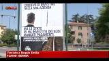 Imprenditori suicidi, campagna shock a Reggio Emilia