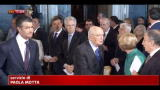 """01/05/2012 - Napolitano: """"più responsabilità dei partiti"""""""