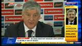 """L'Inghilterra presenta Hodgson, Bernstein: """"Ci aiuterà"""""""