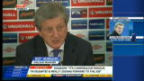 Hodgson, nuovo ct dell'Inghilterra: &quot;Felice di essere qui&quot;
