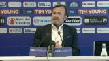 Conferenza Vincenzo Guerini, nuovo allenatore Fiorentina