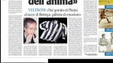 """Veltroni e la Juventus: """"il mio museo dell'anima"""""""