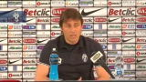 Juve, la formula Conte: &quot;Testa, cuore, gambe&quot; 