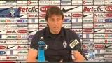 """05/05/2012 - Juve, la formula Conte: """"Testa, cuore, gambe"""""""