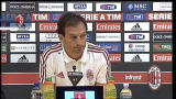 05/05/2012 - Milan, Allegri: &quot;Pari con la Juve? Girerebbero le scatole&quot;