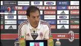 """Milan, Allegri: """"Pari con la Juve? Girerebbero le scatole"""""""