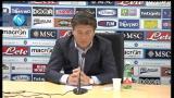 Napoli, Mazzarri: per il terzo posto favorita l'Udinese