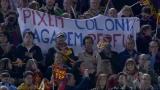 L'ultima di Guardiola al Camp Nou, il saluto dei tifosi