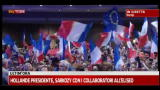 Hollande presidente, parla lo sconfitto Sarkozy
