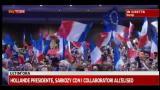 06/05/2012 - Hollande presidente, parla lo sconfitto Sarkozy