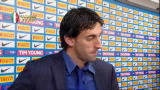 07/05/2012 - Derby di Milano, le parole di Milito