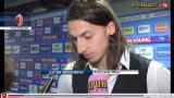 07/05/2012 - Milan, Ibra: sono molto deluso