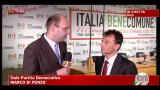 Amministrative 2012, Palermo interviene Fassina