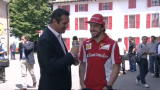 08/05/2012 - Villeneuve Day, Alonso: qui in Ferrari è una leggenda