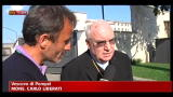 Suicida a Pompei, vescovo: Stato non abbandoni imprenditori