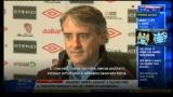 """City vicino al titolo, Mancini: """"Normale ci sia tensione"""""""