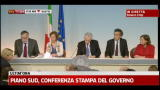 Conferenza stampa, Riccardi: famiglie diventate vulnerabili