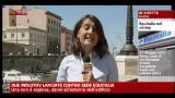 Livorno, due molotov lanciate contro sede Equitalia