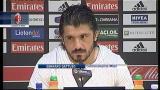 Gattuso saluta il Milan: è finito un gioco durato 13 anni