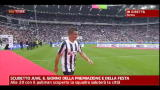 Scudetto Juve, la premiazione e la festa