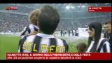 Scudetto 2012, la Juve festeggia da imbattuta nel suo stadio