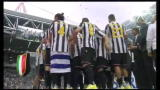 13/05/2012 - Juventus, le immagini dei primi festeggiamenti