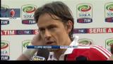 Milan, l'addio di Filippo Inzaghi