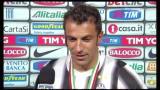 13/05/2012 - Del Piero: voglio continuare a giocare