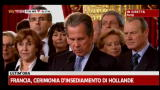 15/05/2012 - Francia, insediamento Hollande: riconoscimento 