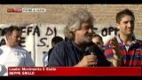 Grillo: partiti frantumati, con noi inizia Terza Repubblica