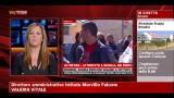 Esplosione Brindisi, Valeria Vitale: esplosione alle 7.40