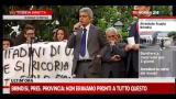 Brindisi, Vendola: prima risposta sia dare forza alla scuola