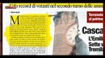 Rassegna stampa nazionale (21.05.2012)