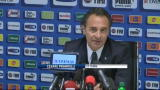 21/05/2012 - Prandelli a Coverciano: &quot;Gli Italiani sanno sorprendere&quot;
