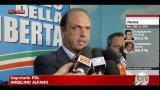 21/05/2012 - Alfano: elettori chiedono nuova offerta politica